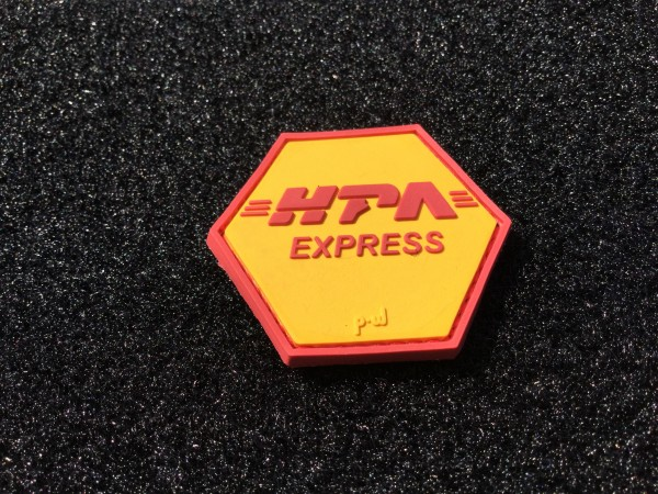 """Hex-Patch: """"HPA EXPRESS"""""""