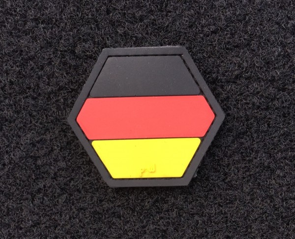 """HEXPATCH: """"Deutschland"""" S,R,G"""