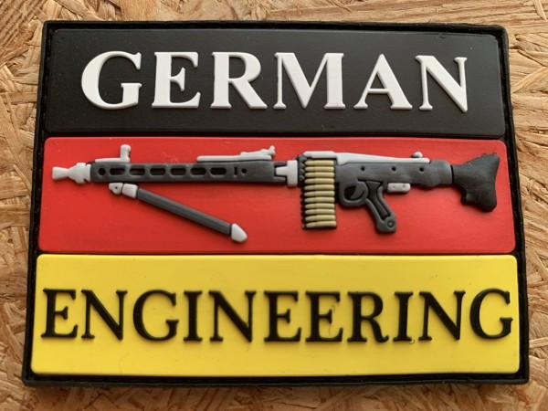"""3D Morale Patch: """"GERMAN ENGINEERING"""""""