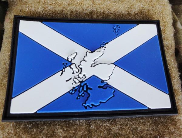 """3DRubber Patch:""""SCOTLAND"""""""