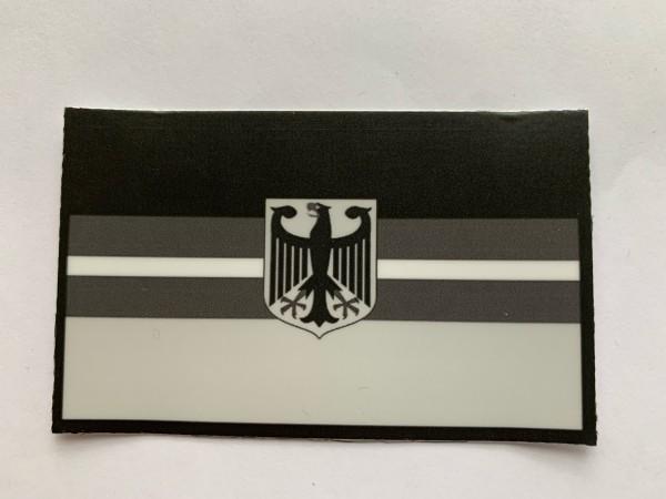"""Aufkleber/Sticker """"WHITE LINE DEUTSCHLAND"""""""