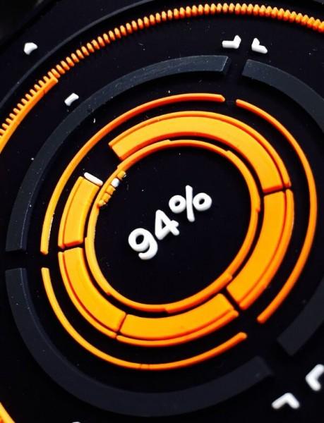 """3D Rubberpatch: """"94%"""""""