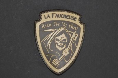 """""""LA FAUCHEUSE"""" perfekt für multicam"""