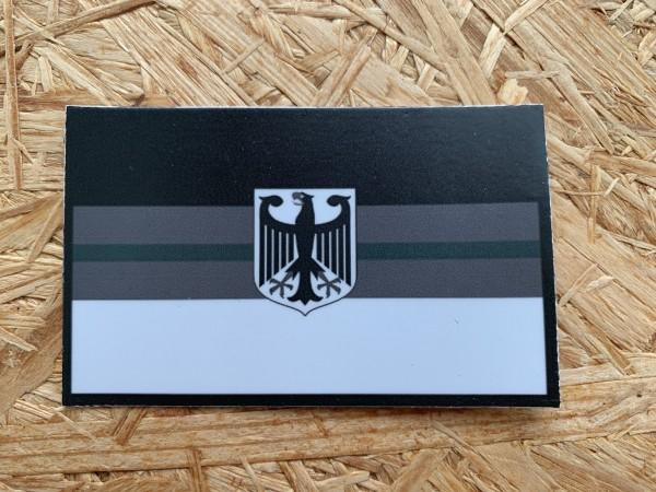 """Aufkleber/Sticker """"GREEN LINE DEUTSCHLAND"""""""