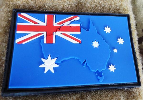 """3DRubber Patch:""""AUSTRALIA"""""""
