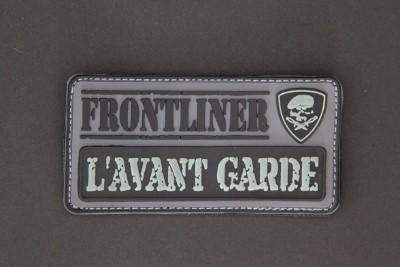 "L'AVANT GARDE, nachleuchtend, aus unserer berühmten ""FRONTLINER-Collection""."